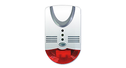 GK AC Operated CO Alarm