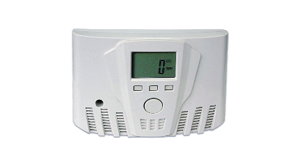 KAE Carbon Monoxide And Methane Gas Alarm