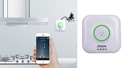 R2 Smart Home Gas Alarm