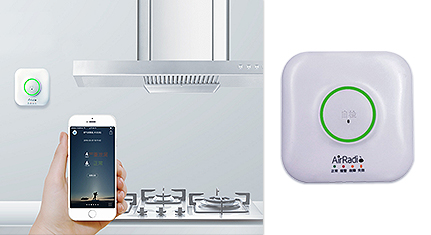 R2 smart home natural gas alarm